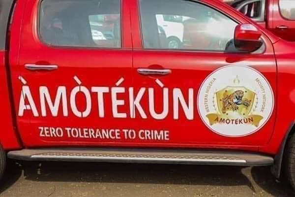 Amotekun intercepts truckload of armed Fulani herdsmen in Ibadan