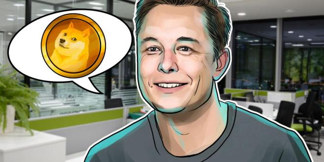 """Elon Musk Sees Dogecoin as """"Inducement for People Hit by Pandemic""""."""