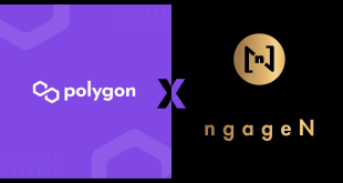 ngageN is going live on Polygon
