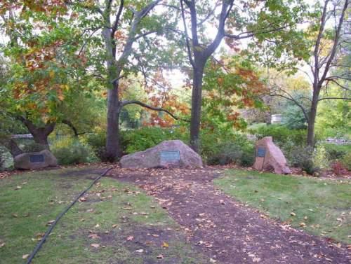 Daniel Burnham grave site Graceland cemetery