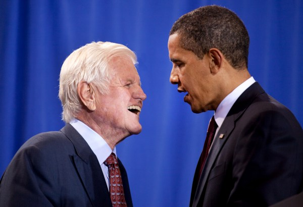 Ted Kennedy Institute Gushed Over By NYT, But Bush Library ...