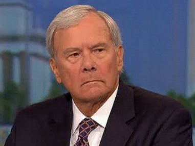 Tom Brokaw Appears Unhappy on 'Meet The Chuck' -- So Much ...
