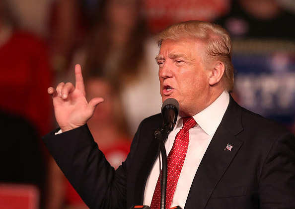 Trump blames Obama and Clinton for New York, New Jersey terror bombings