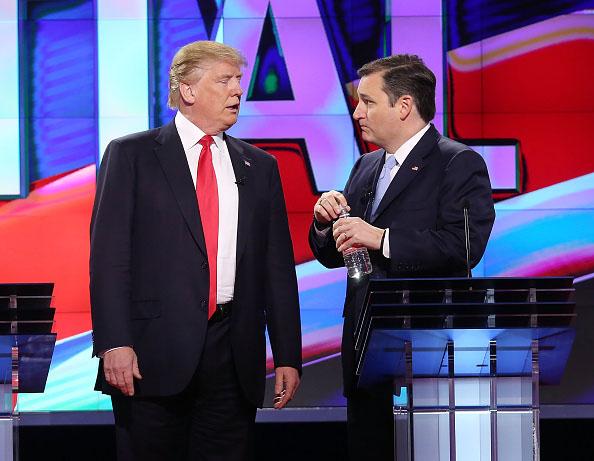 Ted Cruz relents endorses Donald Trump for president