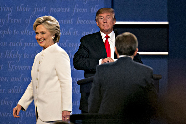Third Clinton-Trump debate filled with policy and attacks