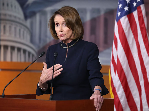Nancy Pelosi to remain House Democratic Minority Leader after re-election vote