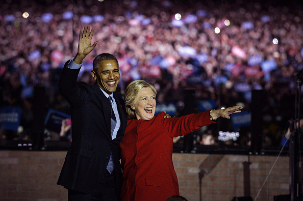 Obama, Hillary Clinton still top Gallup's most admired men and women in 2016