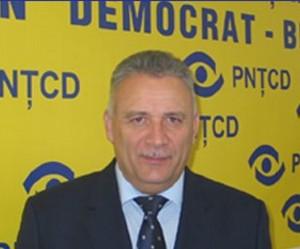 Eugen Urs, preşedintele PNŢCD Braşov