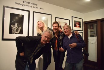 Morrison Hotel Gallery - Peter Blachley, Alison Mosshart, Jamie Hince, Henry Diltz