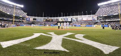 Yankee Stadium The House that Ruth Built has hosted its Last Game and will be destroyed