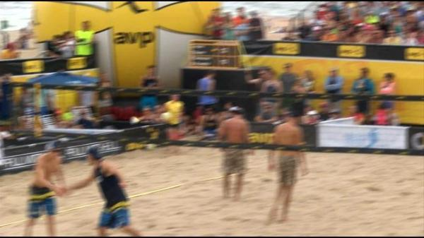Beach volleyball vendor plans to leave Bradford Beach