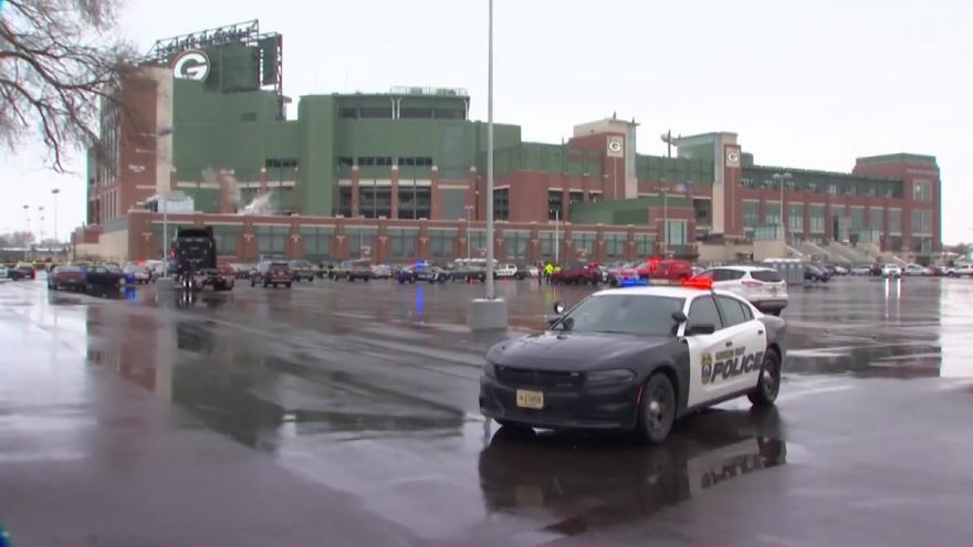 Green Bay Police Take Steps To Improve Safety In Event Of An