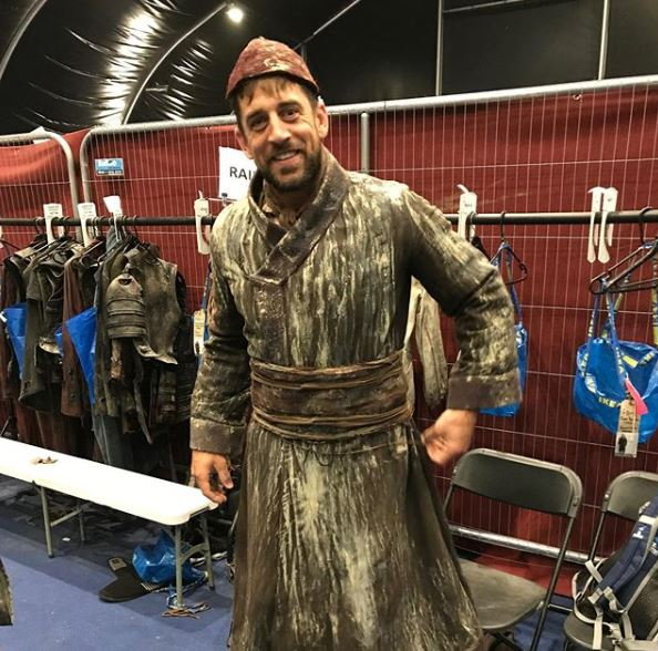 Aaron Rodgers Makes Cameo In Game Of Thrones Episode