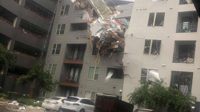 Dead And 6 Others Injured After Crane