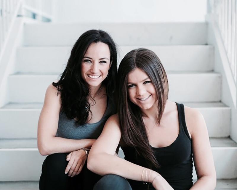 Nina & Caroline