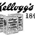 Kellogg's Vintage Cereal Box Design