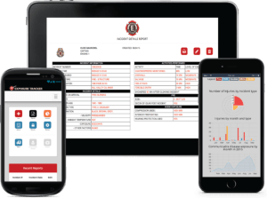 Vault Exposure Tracker collects data about firefighters' exposure to toxins from disparate sources