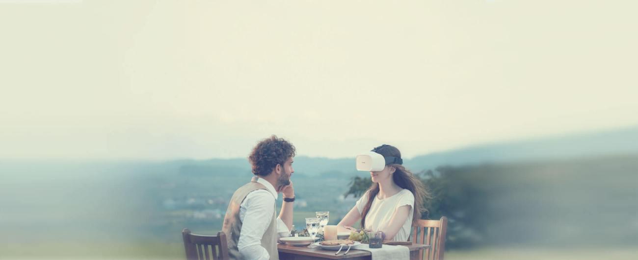 Eyetracking virtual reality headset FOVE Secures $6 Million