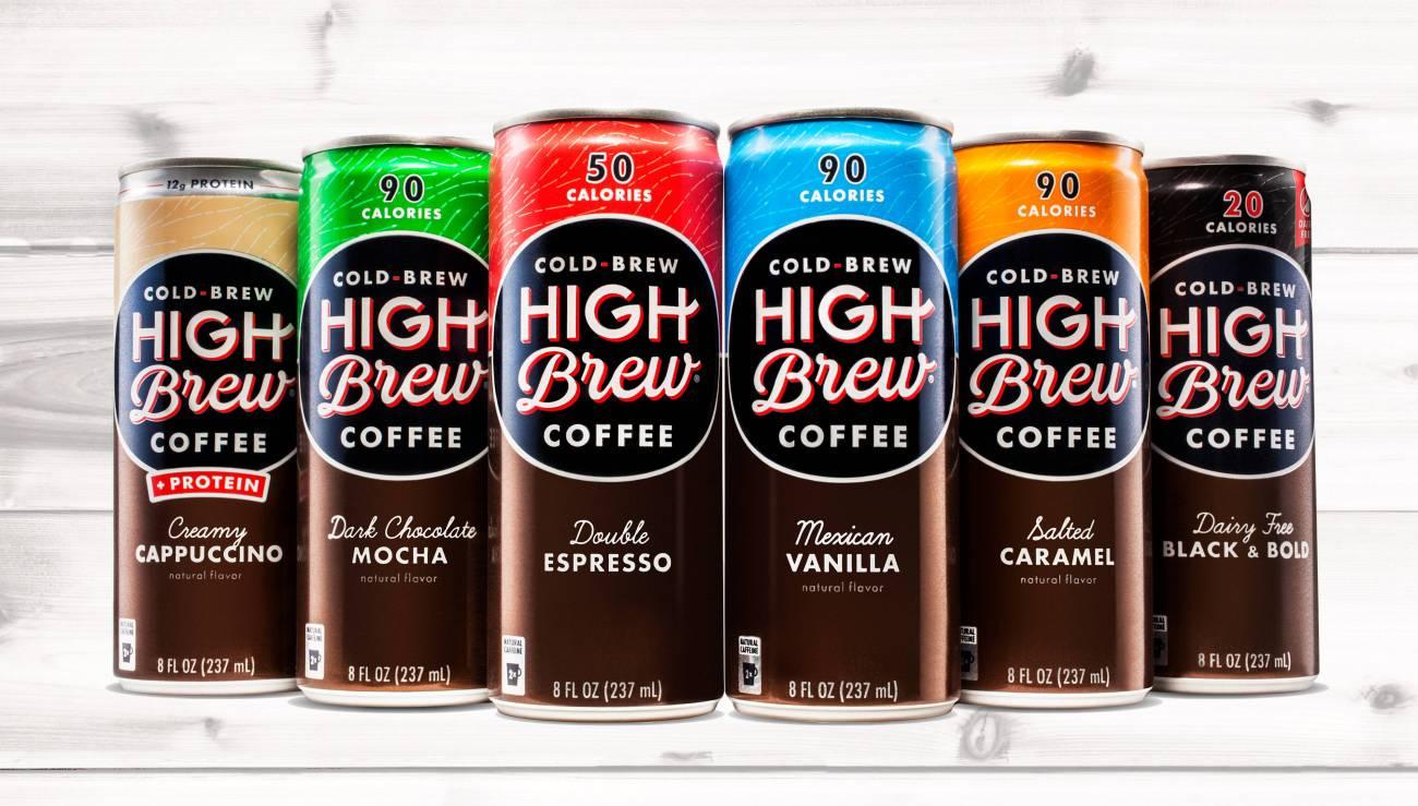 Cold brew coffee company High Brew Coffee Closes $17 Million