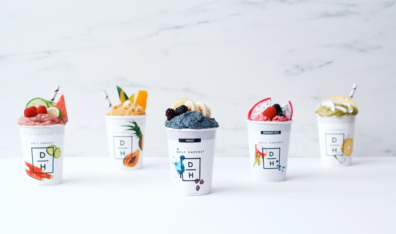 Frozen smoothie delivery company Daily Harvest Closes New Financing