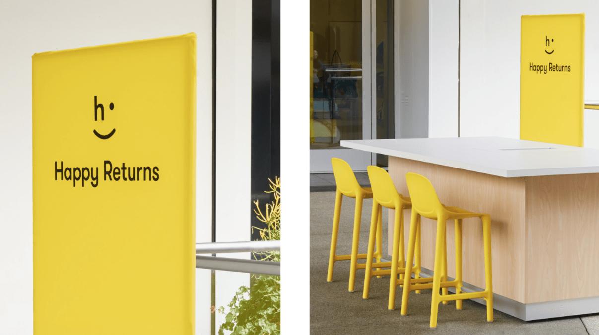 Consumer Startup Happy Returns Brings In $8 Million