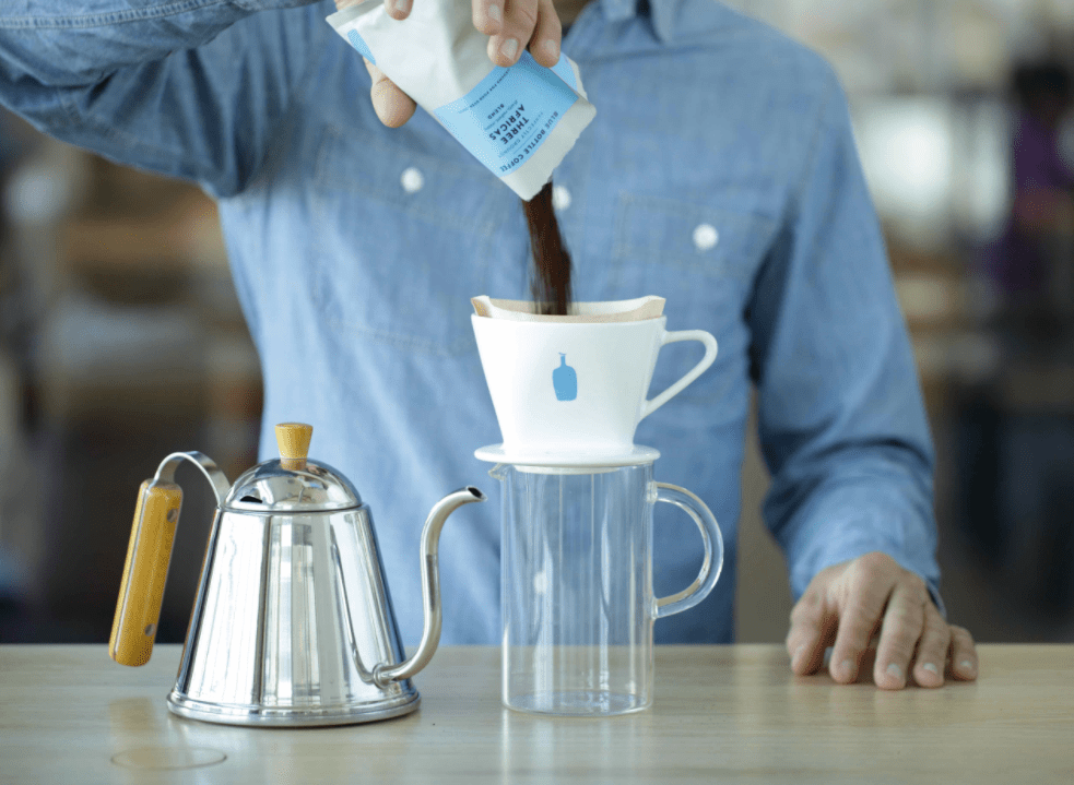 Nestlé Acquires Blue Bottle Coffee for Undisclosed Sum