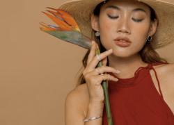 Tonkin Jewelry is a new jewelry line that offers handmade jewelry.