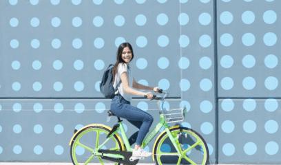 Transportation Startup LimeBike Secures $50 Million