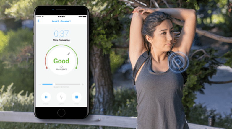 Backbone is a wearables health and fitness product that allows users to achieve and maintain their best posture in any place and at any time.