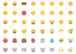 Emojiers is an iPhone and Mac design tool that offers a simple, quick way to search through emojis, copy them, and paste them into any website.