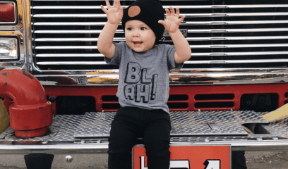 Salty Little Bums: A Kids' Brand as Unique and Hip as Their Parents