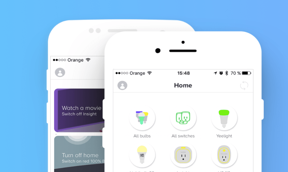 Yeti is an Android and iPhone mobile app that allows users to control their entire smart home by scheduling repetitive daily tasks.