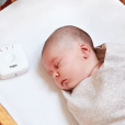 Hugsy products are built on the benefits of Kangaroo Care, a skin-to-skin contact method of holding a baby that leads to deeper sleep, better brain development, and improved bonding.