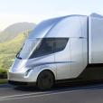 Tesla Debuts the Semi Electric Truck