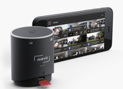 """Mevo Plus is a live video camera that seeks to transform any event into a """"professional"""" live streaming production."""