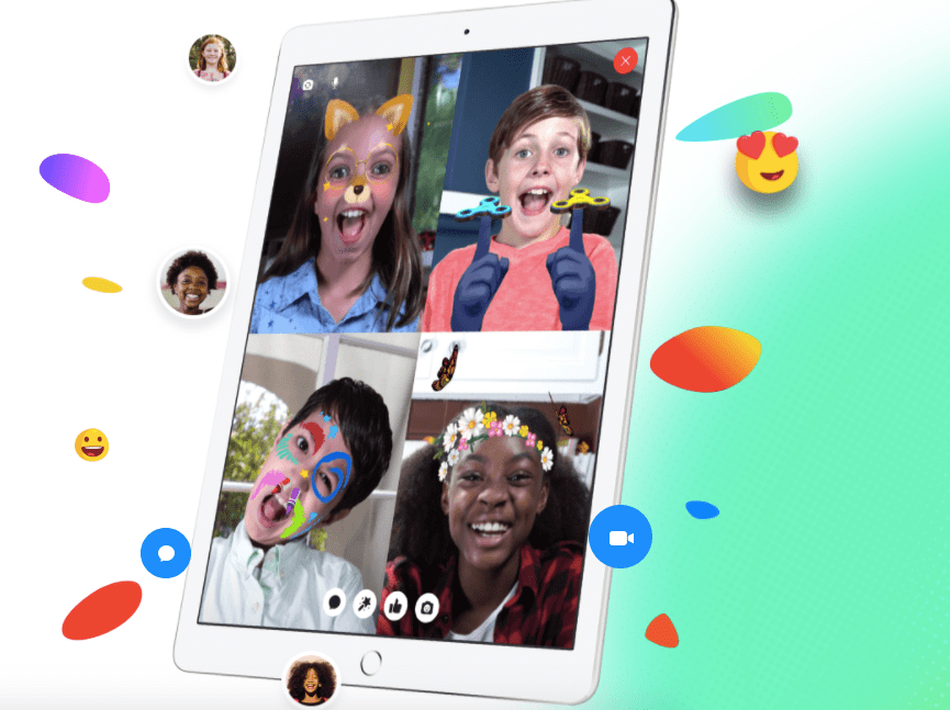 Facebook has announced a new version of its Messenger chat app designed for children ages six to 12.