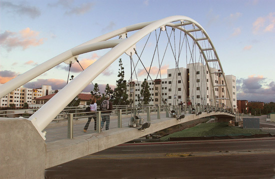 Image result for sdsu bridge