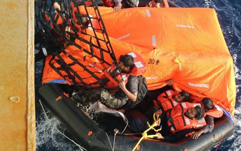 US Navy ship rescues 15 mariners off coast of Somalia