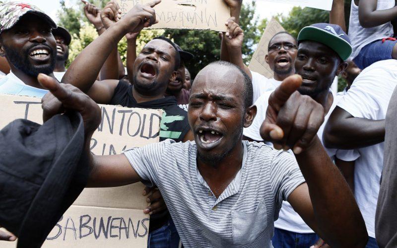 Zimbabwe's top activist arrested