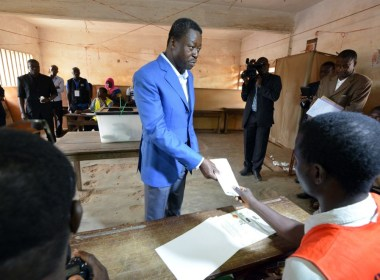 Togo announces presidential election for February next year