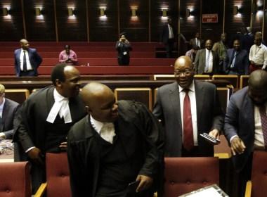 Jacob Zuma will attend 'prejudiced' graft inquiry -lawyer