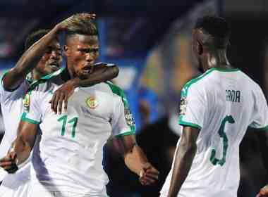AFCON 2019: Teranga Lions dominate Tanzania in Group C opener