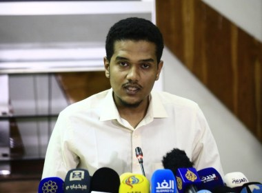 Protest leaders and rebels end rift over power deal in Sudan
