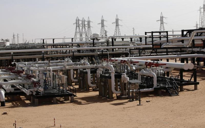 Oil production resumes at Libya's Al-Sharara field after suspension over 'sabotage'