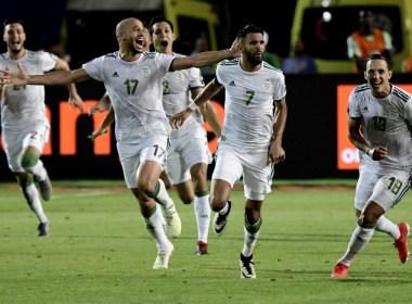 Algeria defeat Nigeria to set up Senegal rematch for AFCON final
