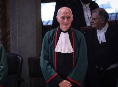 South Africa's openly HIV-positive judge retires