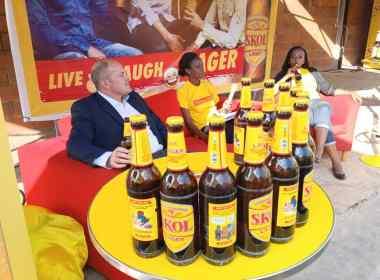 Rwanda's Skol brewer cancels sexist jokes on beer bottles after backlash