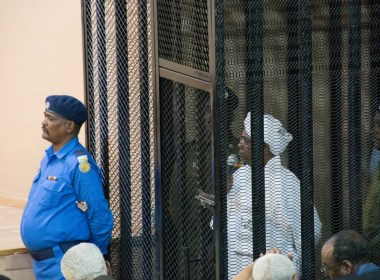 Court in Sudan charges former President Bashir with illegal use of foreign funds