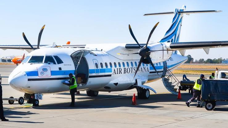 Air Botswana to lay off half of its staff