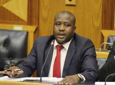 South African ex-security minister nabbed by police for graft